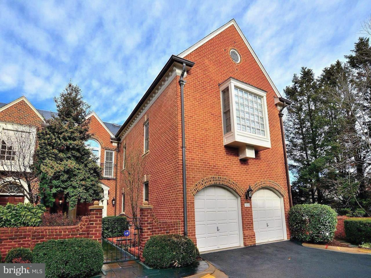 Townhouse for Sale at 1215 STUART ROBESON Drive 1215 STUART ROBESON Drive McLean, Virginia 22101 United States