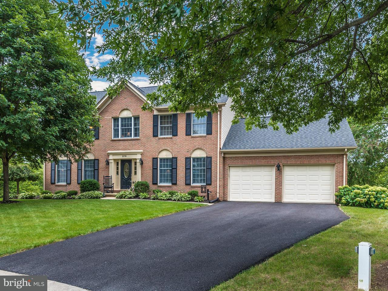 Villa per Vendita alle ore 275 MAPLEWOOD Court 275 MAPLEWOOD Court Walkersville, Maryland 21793 Stati Uniti