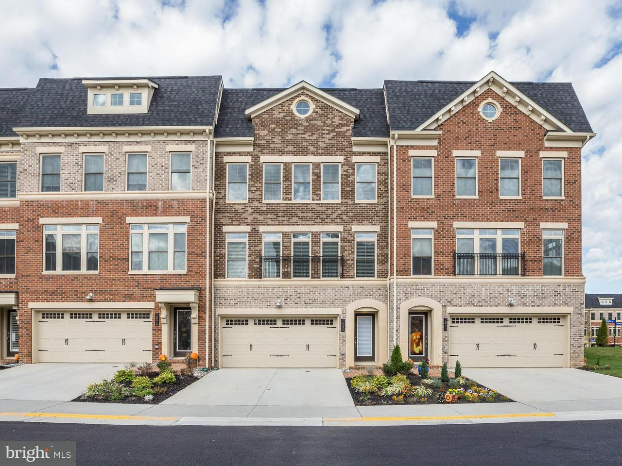 Townhouse for Sale at 7222 MAGPIE Lane 7222 MAGPIE Lane Falls Church, Virginia 22043 United States
