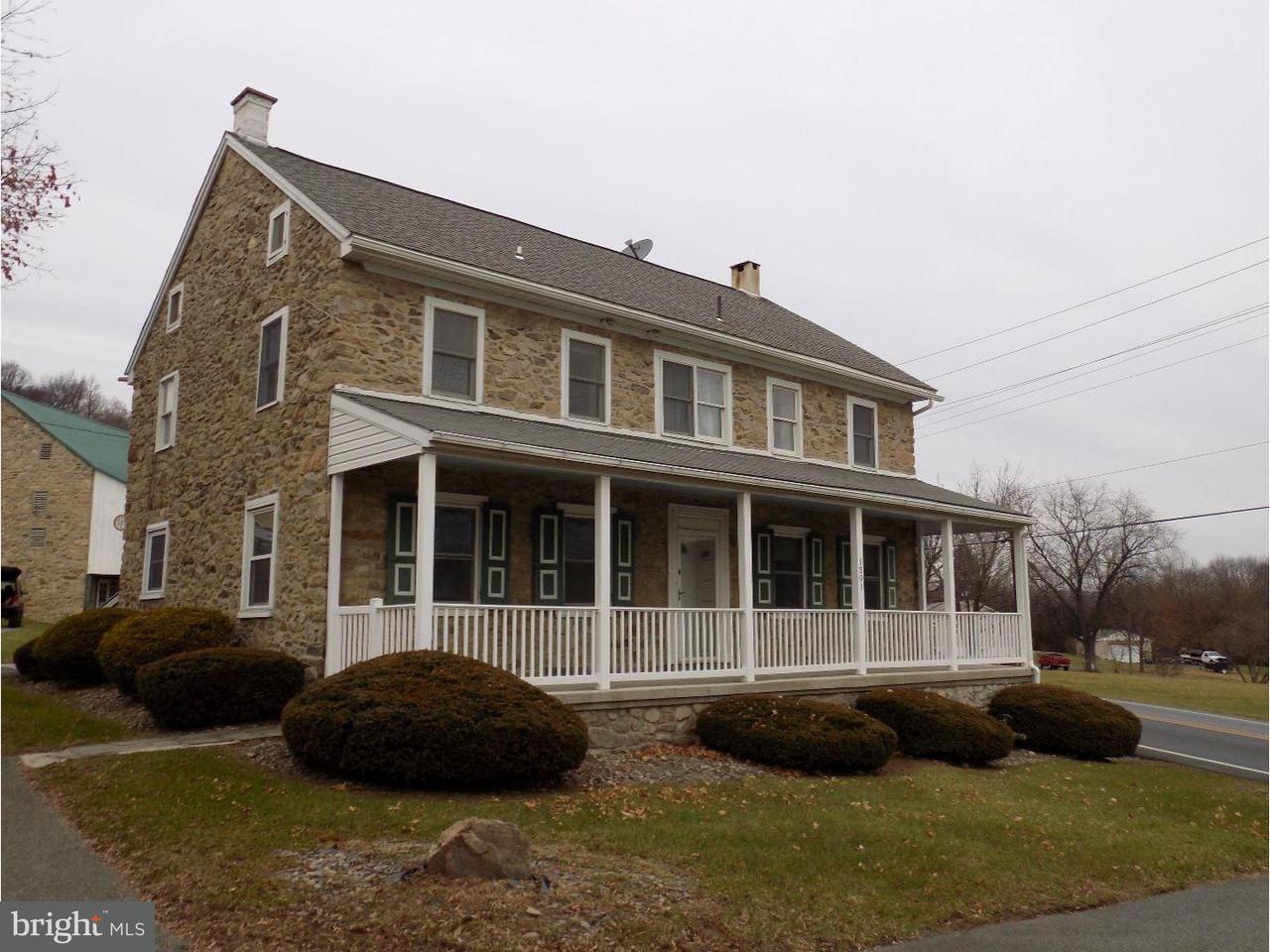 独户住宅 为 出租 在 1391 N READING AVE #UNIT B Bechtelsville, 宾夕法尼亚州 19505 美国