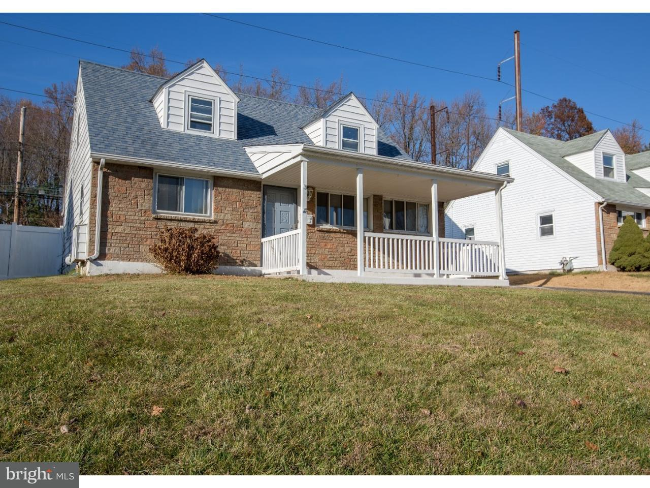 Частный односемейный дом для того Продажа на 2447 SECANE Road Secane, Пенсильвания 19018 Соединенные Штаты