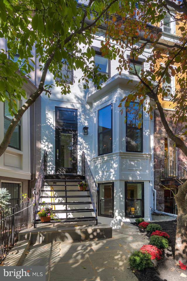 Townhouse for Sale at 1307 RIGGS ST NW #2 1307 RIGGS ST NW #2 Washington, District Of Columbia 20005 United States