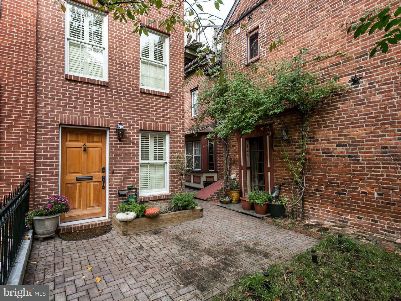 Single Family for Sale at 122 Montgomery St E Baltimore, Maryland 21230 United States
