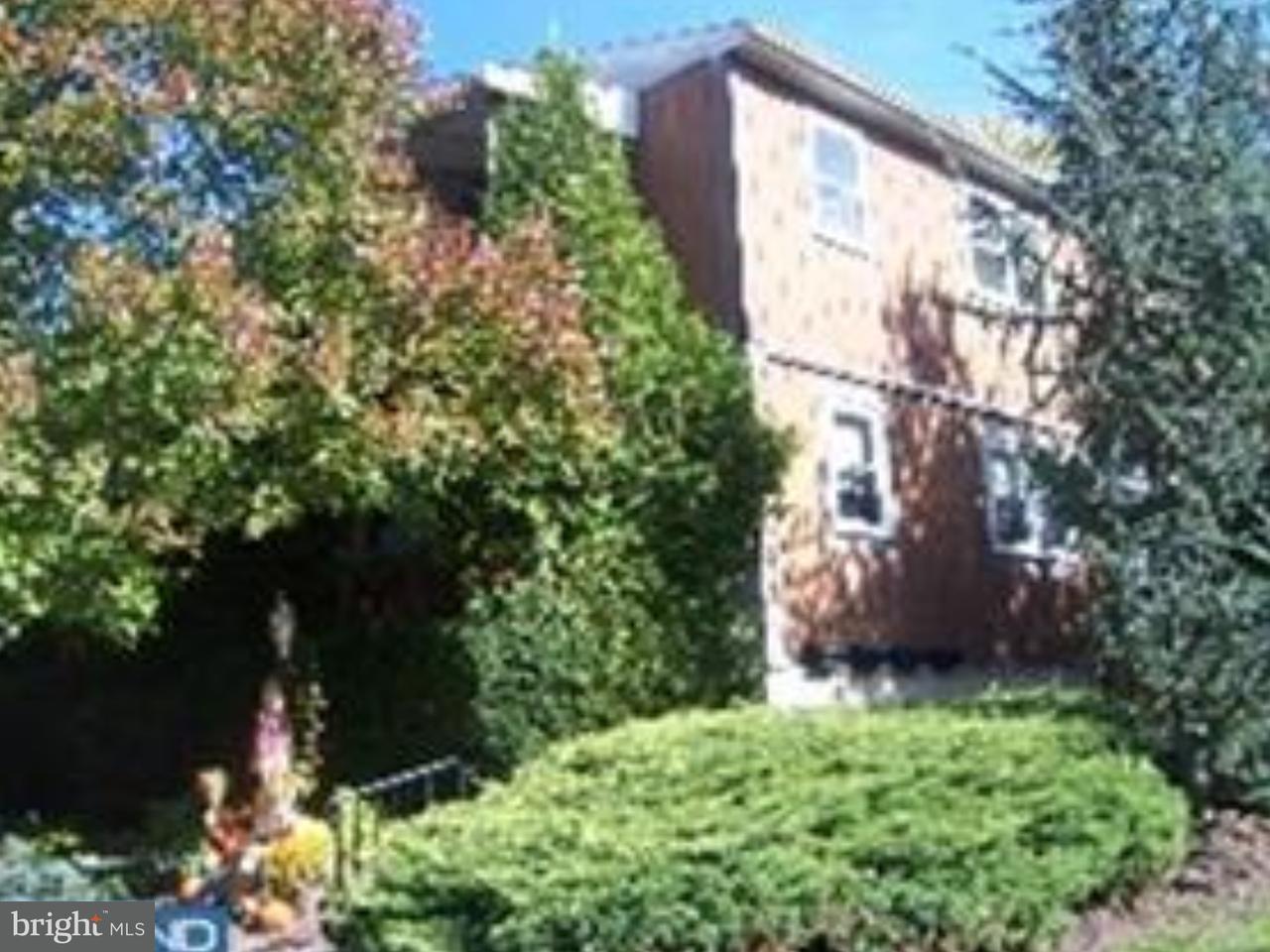 Maison accolée pour l à louer à 7092A WILLOW ST #2A North Wales, Pennsylvanie 19446 États-Unis