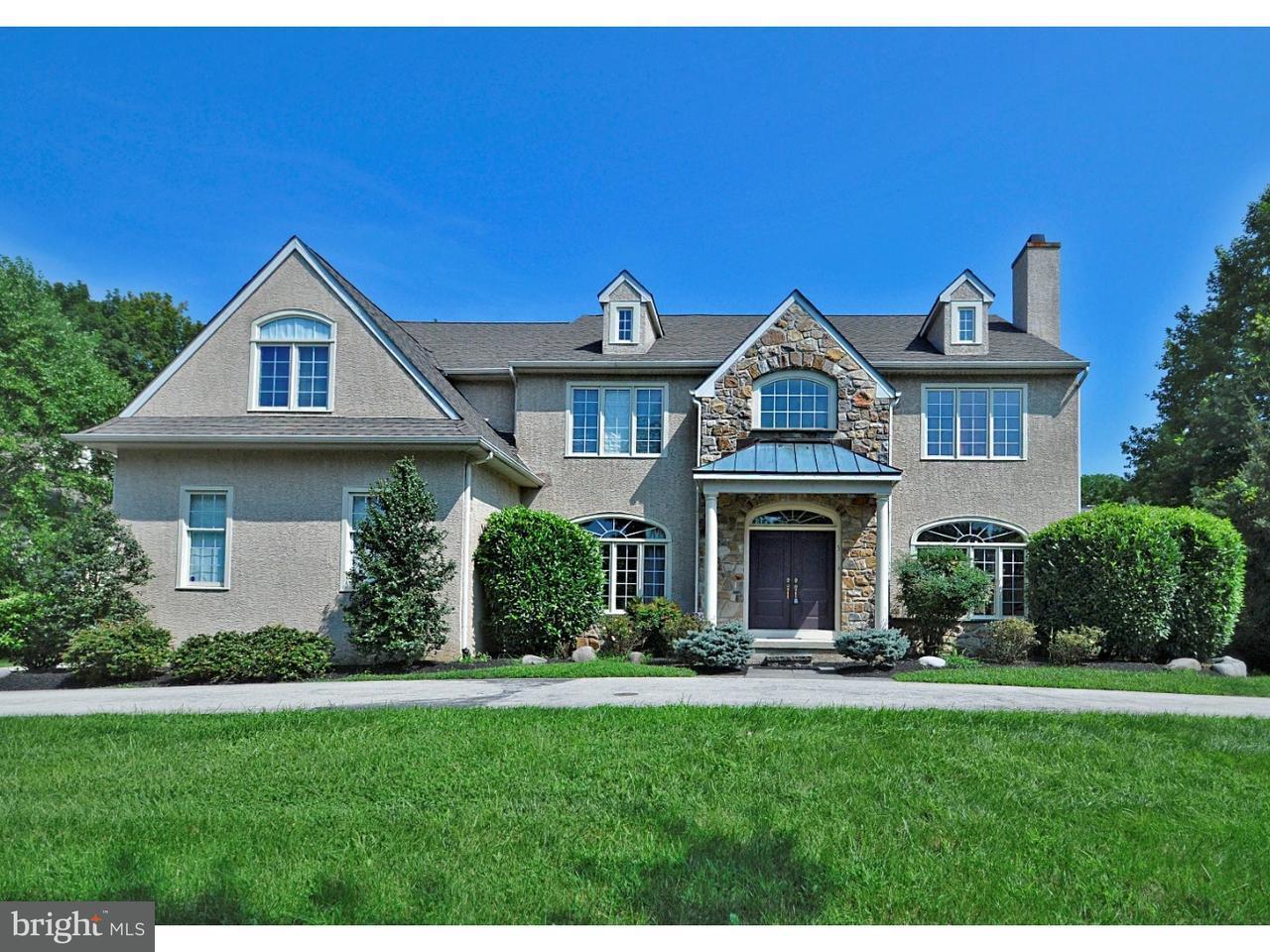 Casa para uma família para Venda às 5 GOLF VIEW Drive Lafayette Hill, Pensilvânia 19444 Estados Unidos