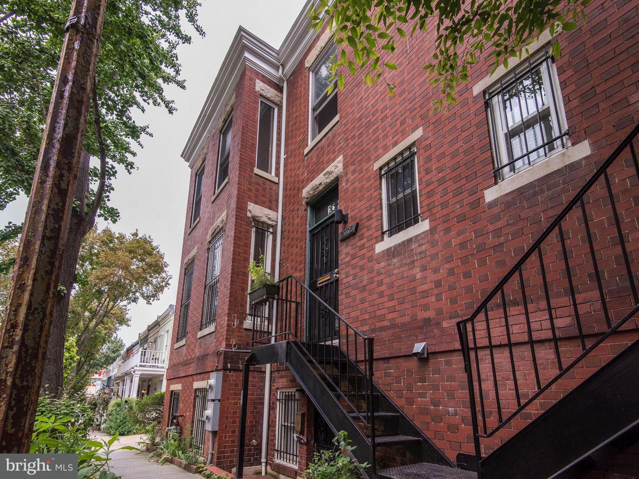多棟聯建住宅 為 出售 在 2305 17TH ST NW 2305 17TH ST NW Washington, 哥倫比亞特區 20009 美國