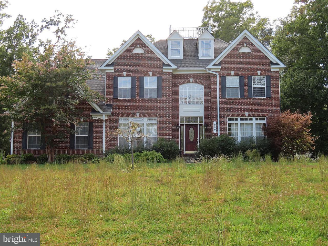 Частный односемейный дом для того Продажа на 12891 Corinthian Court 12891 Corinthian Court Hughesville, Мэриленд 20637 Соединенные Штаты
