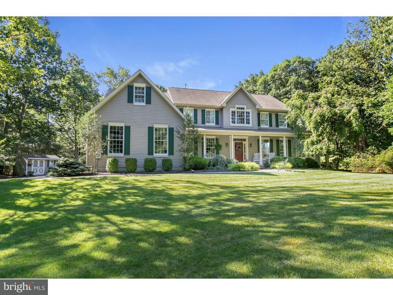 Частный односемейный дом для того Продажа на 41A FOX HILL Drive Tabernacle, Нью-Джерси 08088 Соединенные Штаты