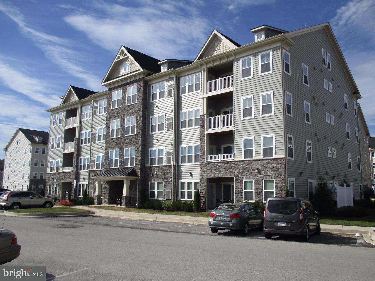 Condominium for Rent at 2121 John Stuart Rd #n Marriottsville, Maryland 21104 United States
