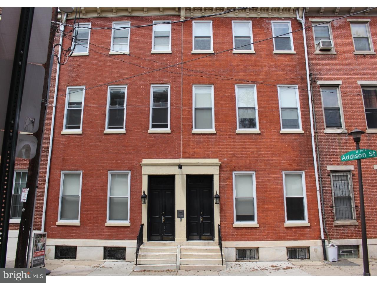 Single Family Home for Rent at 406 S 9TH ST #3R Philadelphia, Pennsylvania 19147 United States