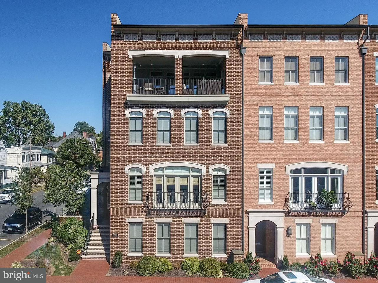 Townhouse for Sale at 1099 WINCHESTER Street 1099 WINCHESTER Street Fredericksburg, Virginia 22401 United States