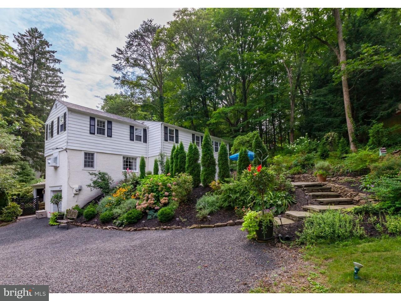 Maison unifamiliale pour l Vente à 6128 CARVERSVILLE Road Carversville, Pennsylvanie 18913 États-UnisDans/Autour: Solebury Township