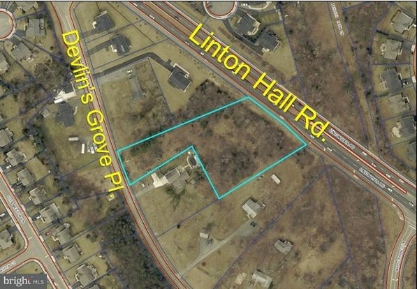 Land for Sale at 9305 DEVLINS GROVE Place 9305 DEVLINS GROVE Place Bristow, Virginia 20136 United States