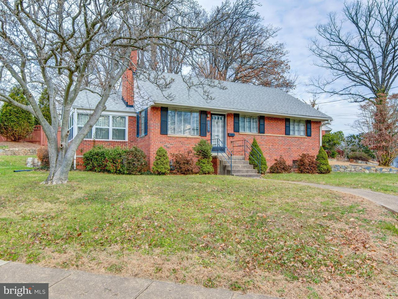 Single Family Home for Sale at 6137 Williamsburg Blvd 6137 Williamsburg Blvd Arlington, Virginia 22207 United States
