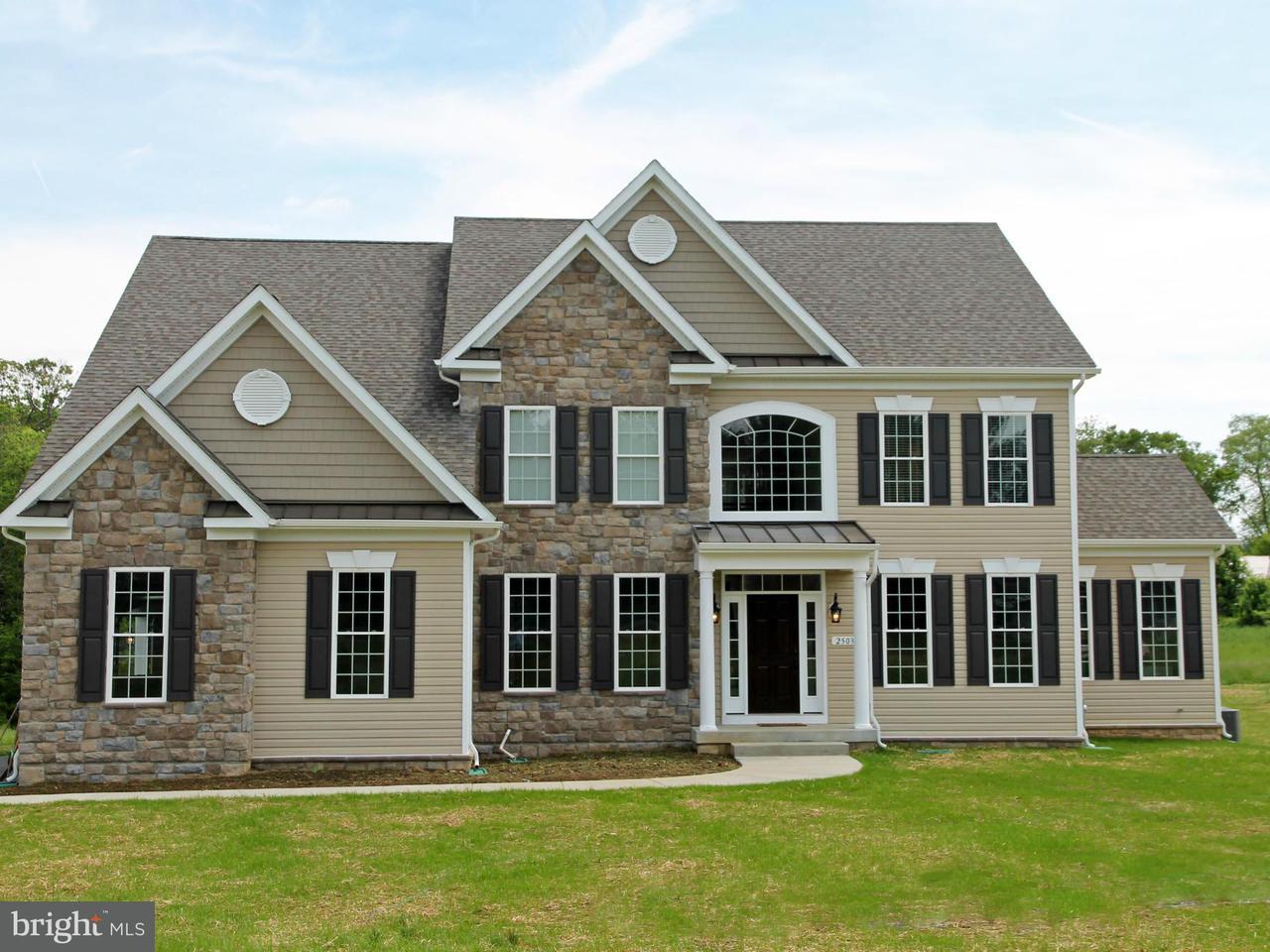 Vivienda unifamiliar por un Venta en 1912 PARKWOOD Drive 1912 PARKWOOD Drive Forest Hill, Maryland 21050 Estados Unidos