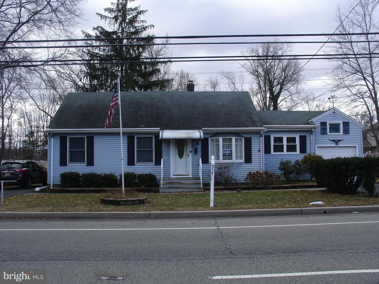 独户住宅 为 出租 在 197 FINNEGAN Lane 南不伦瑞克, 新泽西州 08824 美国在/周边: South Brunswick Township