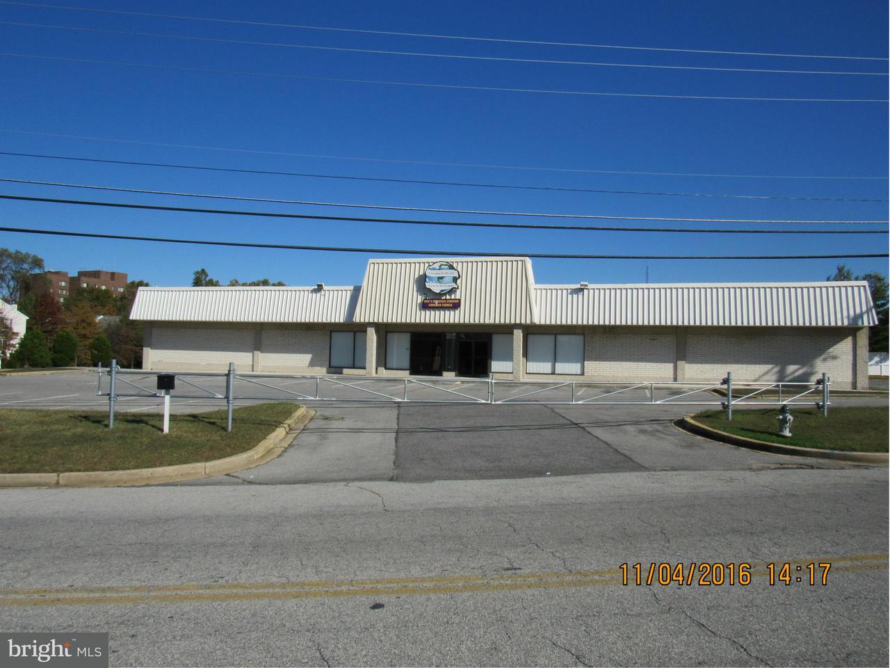 Commercial pour l Vente à 4350 BRANCH Avenue 4350 BRANCH Avenue Temple Hills, Maryland 20748 États-Unis