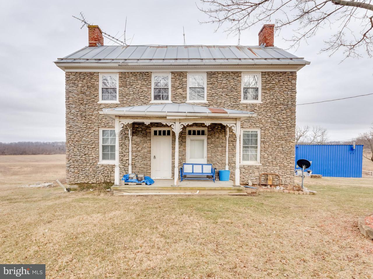 Farm for Sale at 3647 DOMINION Road 3647 DOMINION Road Gerrardstown, West Virginia 25420 United States