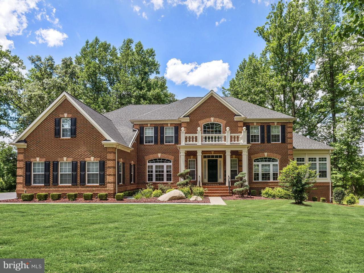 Maison unifamiliale pour l Vente à 3514 TIMBER CREST Lane 3514 TIMBER CREST Lane Woodstock, Maryland 21163 États-Unis