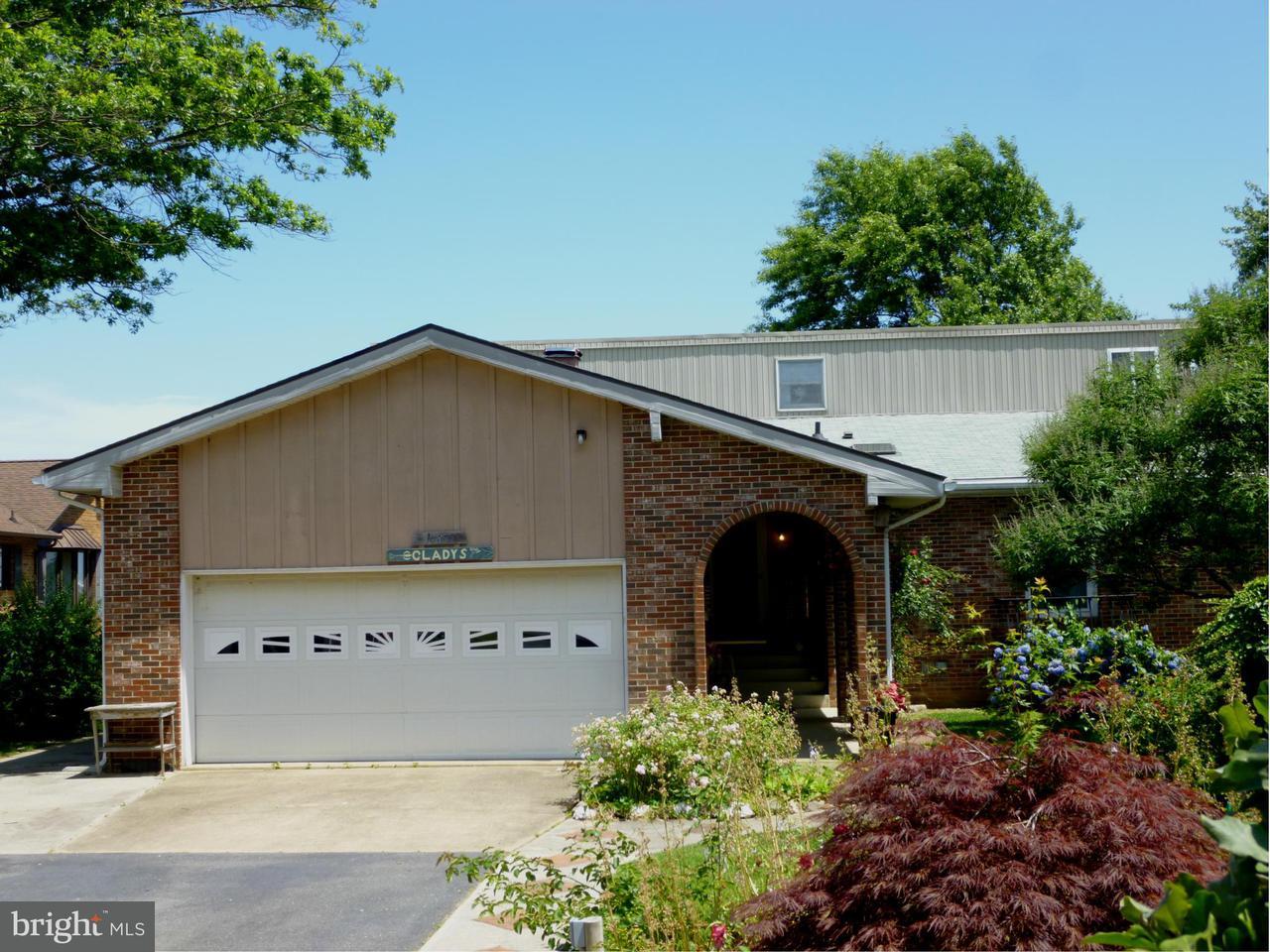 Maison unifamiliale pour l Vente à 14855 PATUXENT Avenue 14855 PATUXENT Avenue Solomons, Maryland 20688 États-Unis