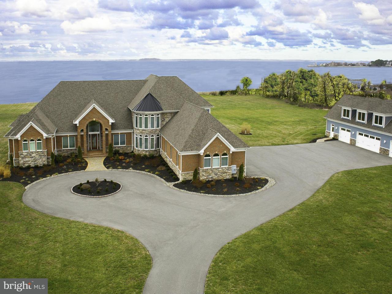 Частный односемейный дом для того Продажа на 3008 BENNETT POINT Road 3008 BENNETT POINT Road Queenstown, Мэриленд 21658 Соединенные Штаты
