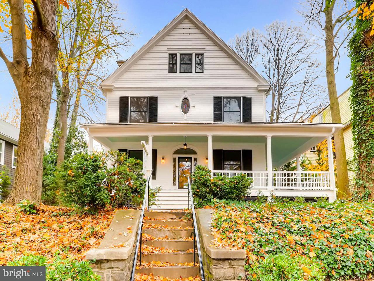 Single Family for Sale at 5105 Roland Ave Baltimore, Maryland 21210 United States