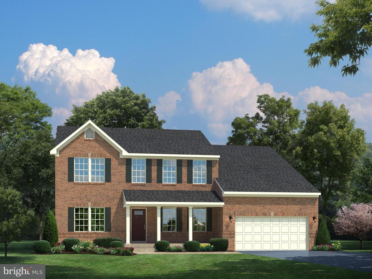 Maison unifamiliale pour l Vente à 7506 BRYANTOWN Lane 7506 BRYANTOWN Lane Brandywine, Maryland 20613 États-Unis