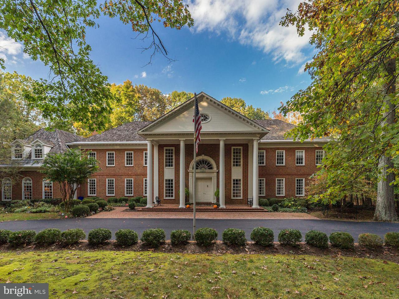 Single Family Home for Sale at 13308 MANOR STONE Drive 13308 MANOR STONE Drive Darnestown, Maryland 20874 United States