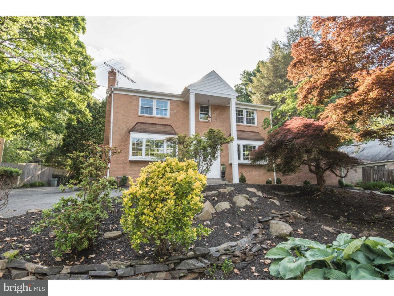 Casa Unifamiliar por un Venta en 410 CONSHOHOCKEN STATE Road Bala Cynwyd, Pennsylvania 19004 Estados Unidos