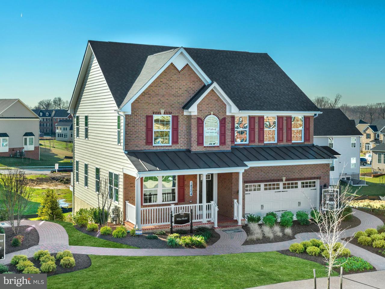 独户住宅 为 销售 在 14812 SADDLE CREEK Drive 14812 SADDLE CREEK Drive Burtonsville, 马里兰州 20866 美国