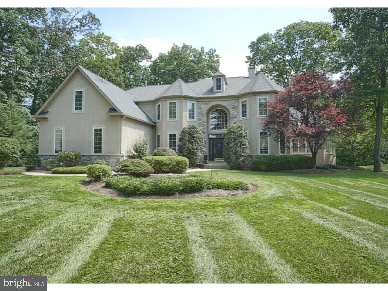 Maison unifamiliale pour l Vente à 13 BARLEY SHEAF Lane Schwenksville, Pennsylvanie 19473 États-Unis