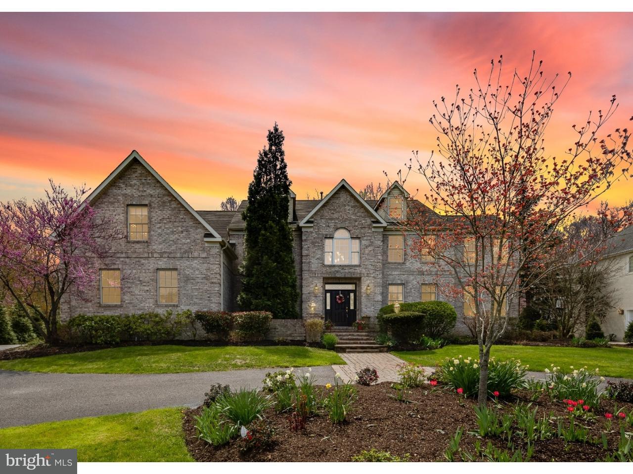 Einfamilienhaus für Verkauf beim 14 TRILLIUM Lane Mount Laurel, New Jersey 08054 Vereinigte Staaten