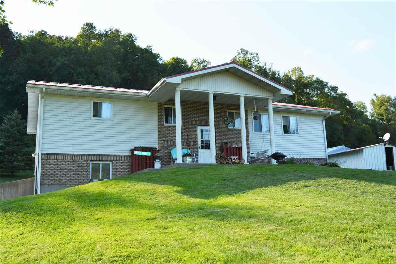 View Single-Family Home For Sale at S8453 Hwy 130, Hillpoint, WI