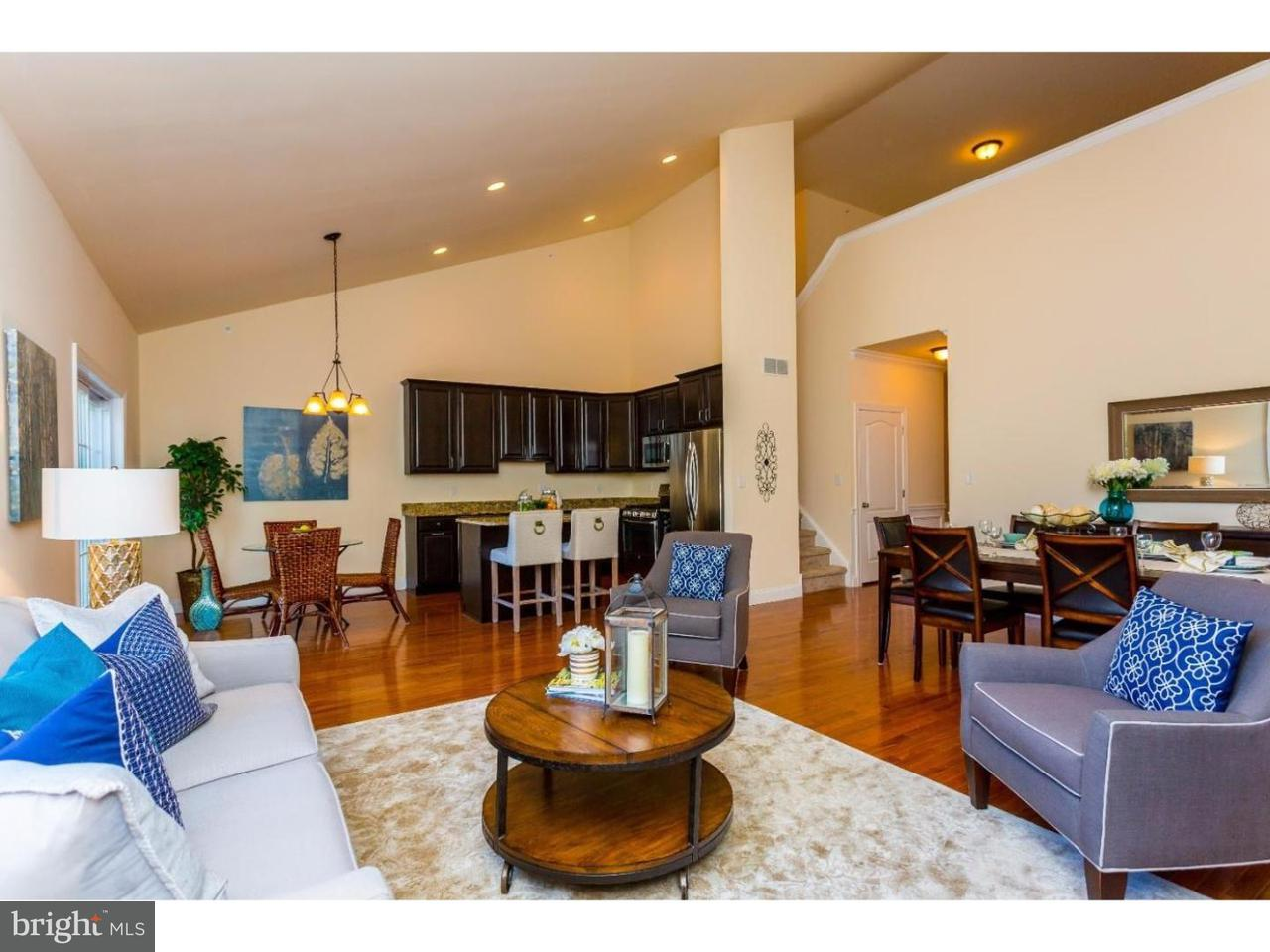 Townhouse for Sale at 1010 VILLAGE WAY Upper Chichester, Pennsylvania 19061 United States