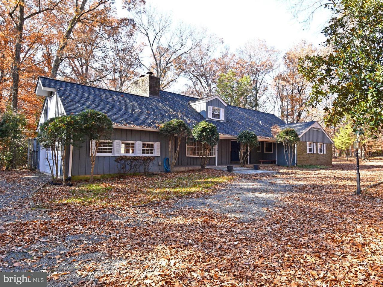 Maison unifamiliale pour l Vente à 14911 AUBURN Road 14911 AUBURN Road Accokeek, Maryland 20607 États-Unis