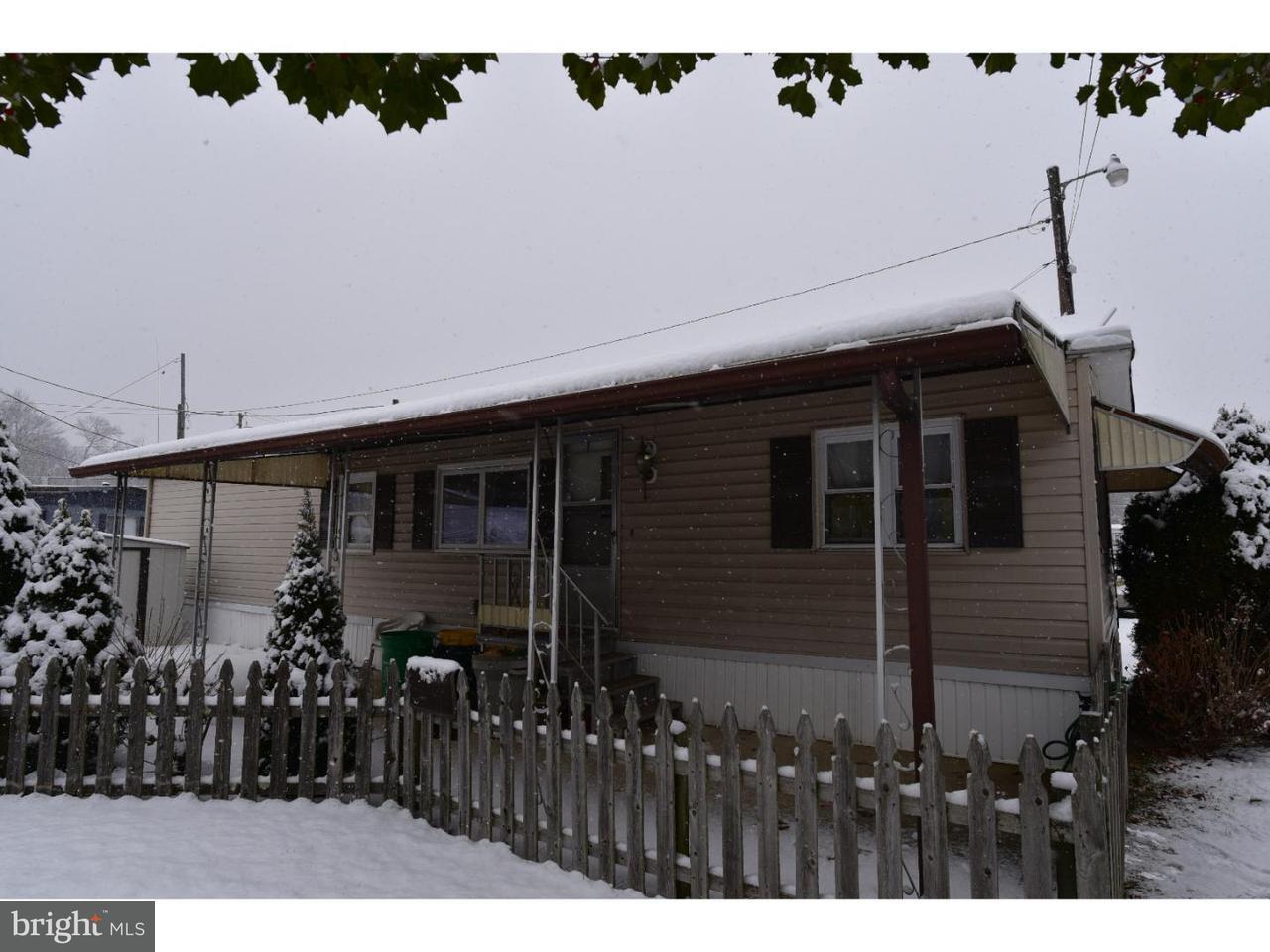 Мобильные дома для того Продажа на 29 OAK Street Trenton, Нью-Джерси 08691 Соединенные ШтатыВ/Около: Robbinsville Township