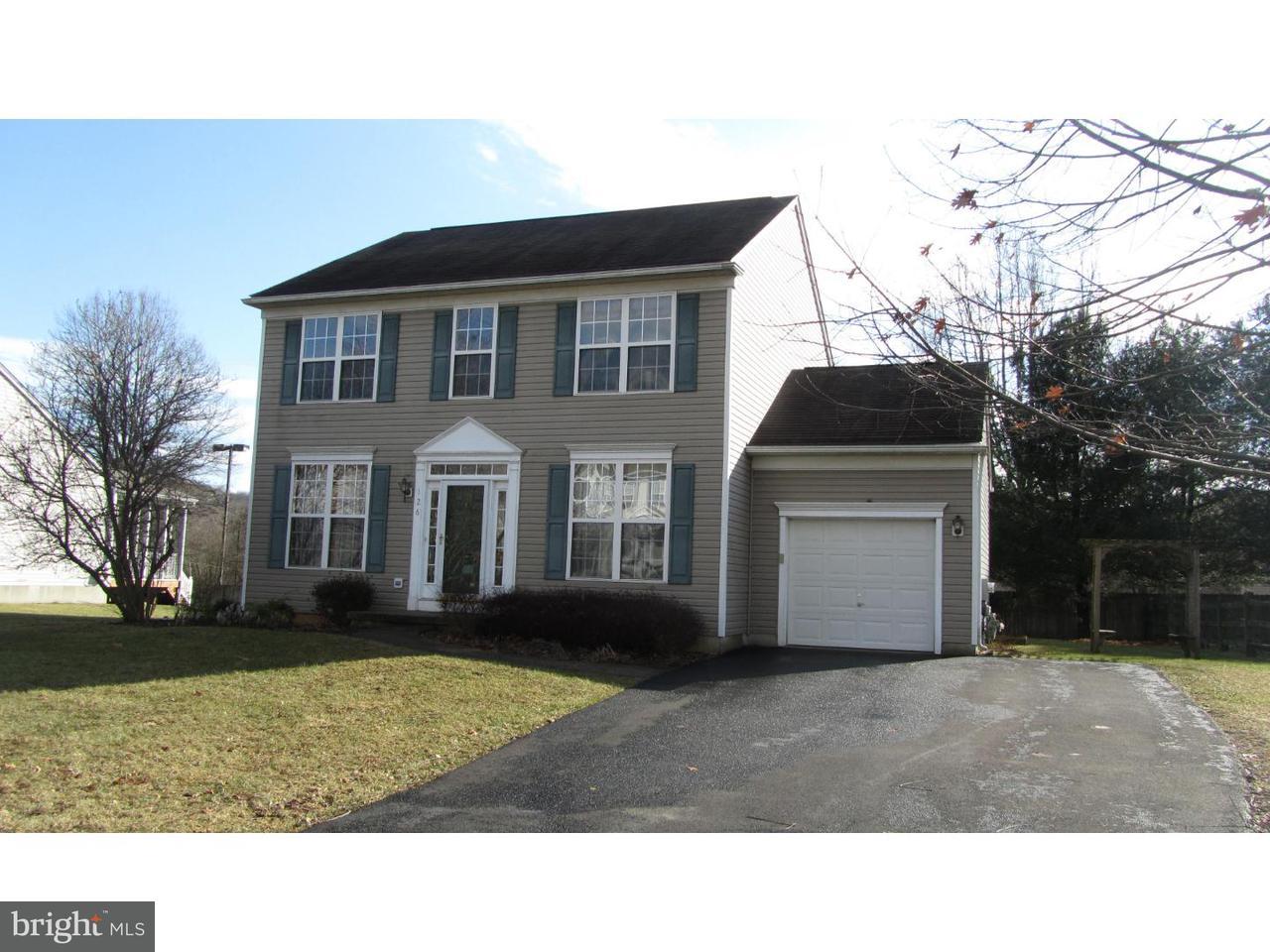 Single Family Home for Sale at 126 NEWPORT Circle Atglen, Pennsylvania 19310 United States