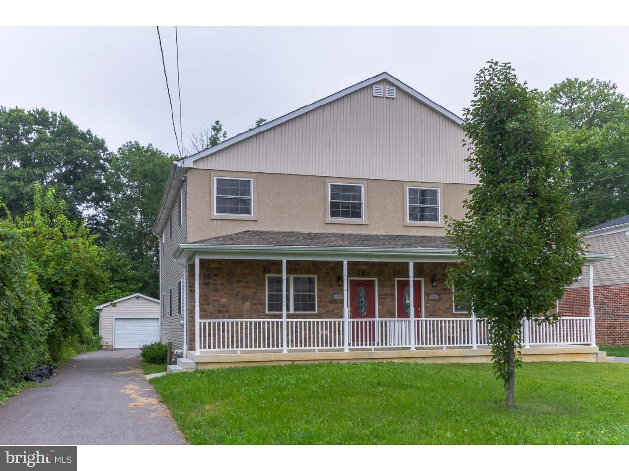 Townhouse for Sale at 111 S WYCOMBE Avenue Lansdowne, Pennsylvania 19050 United States
