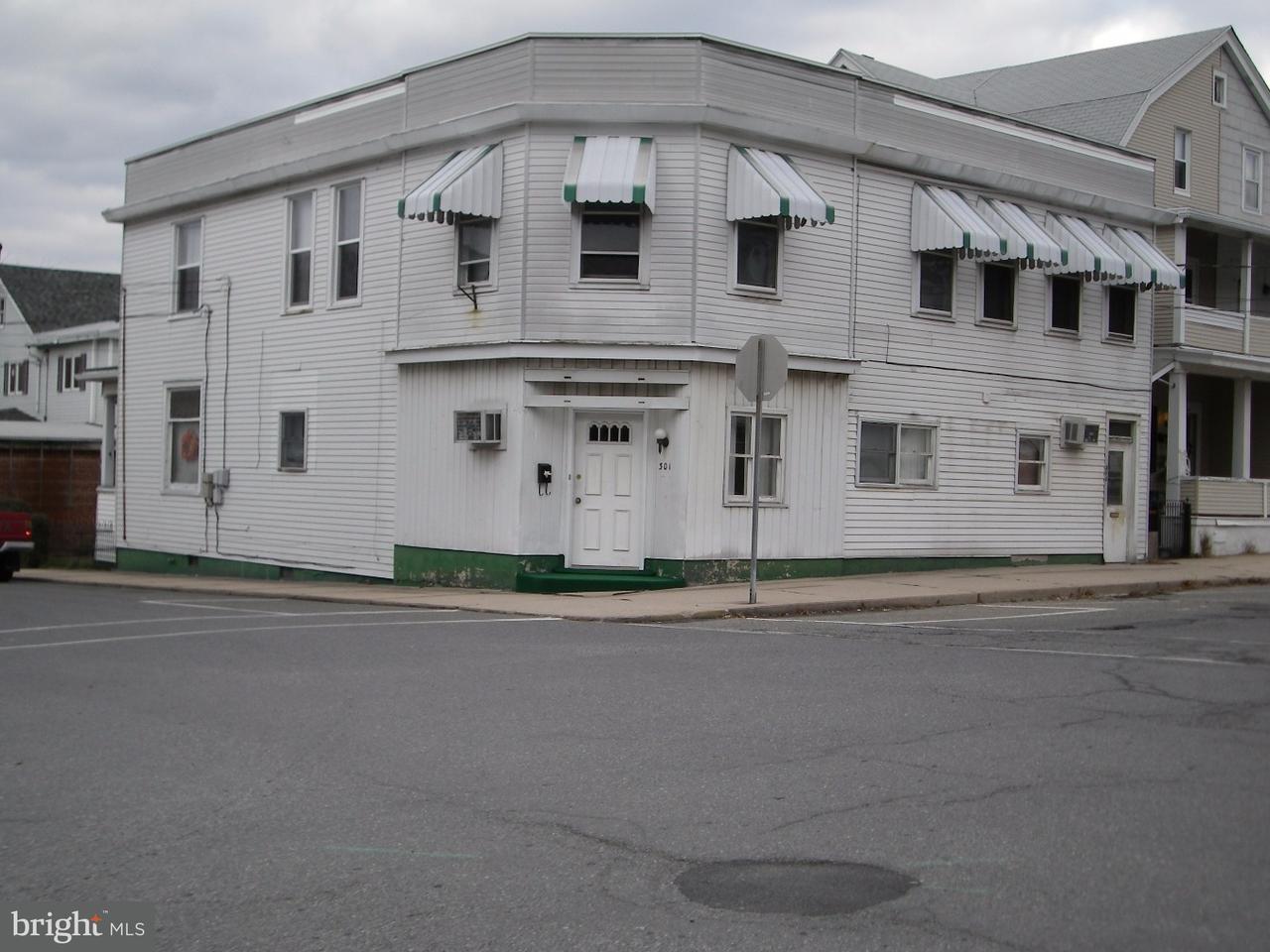 Quadraplex 为 销售 在 301 E BERTSCH Street Lansford, 宾夕法尼亚州 18232 美国