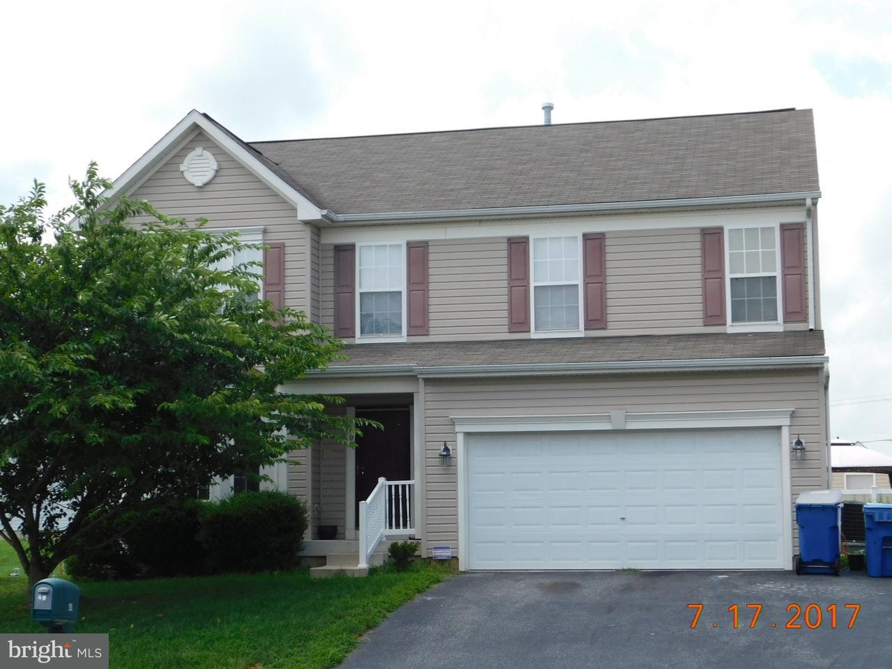 Maison unifamiliale pour l Vente à 40 THOMAS HARMON Drive Camden, Delaware 19934 États-Unis