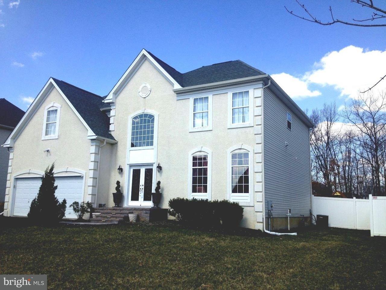 Casa Unifamiliar por un Alquiler en 111 SUMMERBROOKE Court Sicklerville, Nueva Jersey 08081 Estados Unidos