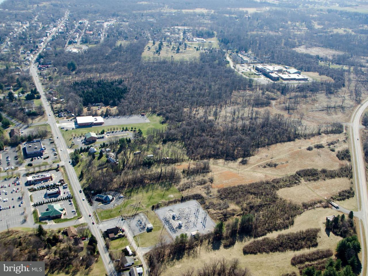 土地,用地 为 销售 在 7948 MARTINSBURG PIKE 7948 MARTINSBURG PIKE Shepherdstown, 西弗吉尼亚州 25443 美国