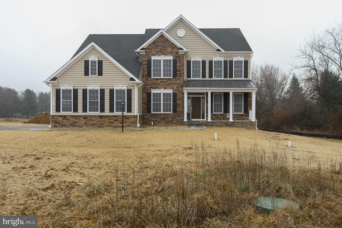 Maison unifamiliale pour l Vente à 1684 WOODSTOCK Road 1684 WOODSTOCK Road Woodstock, Maryland 21163 États-Unis