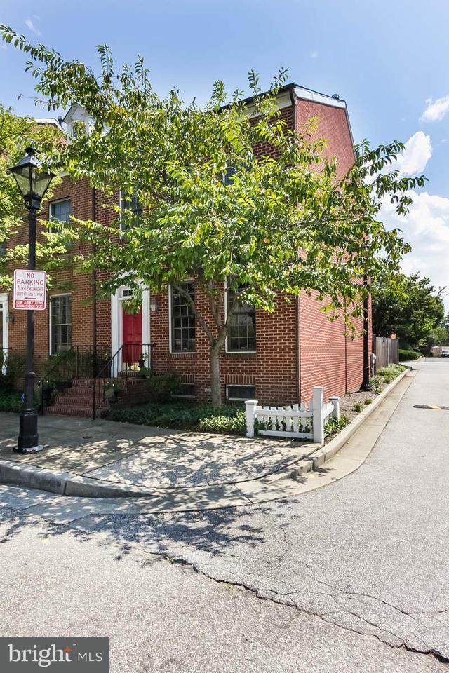 Single Family for Sale at 211 Hill St W Baltimore, Maryland 21230 United States