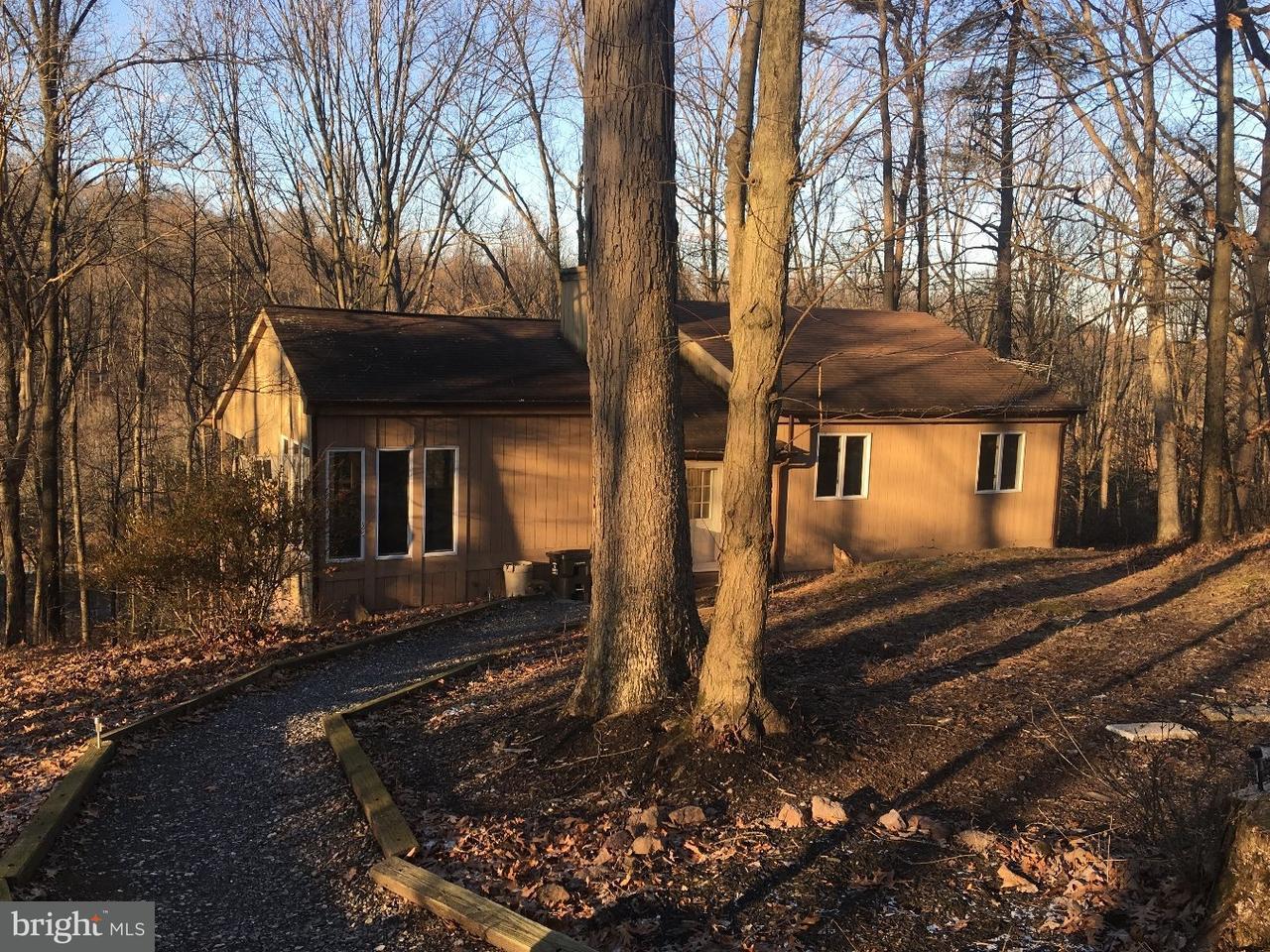 独户住宅 为 出租 在 87 BUCK HOLLOW Road 莫哈顿, 宾夕法尼亚州 19543 美国