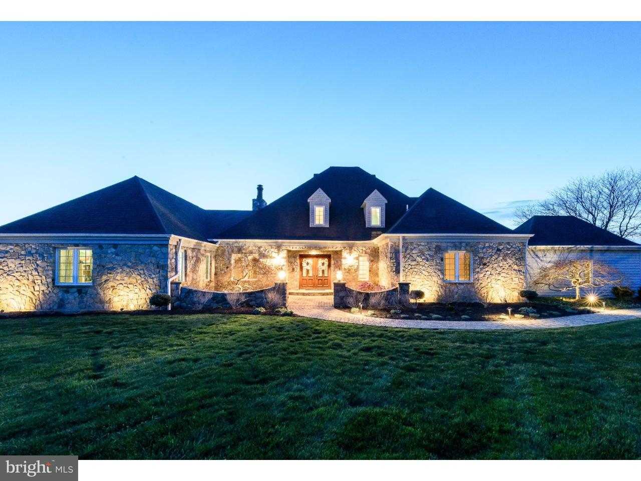Single Family Home for Sale at 104 GREY DOVE Drive Chadds Ford, Pennsylvania 19317 United States