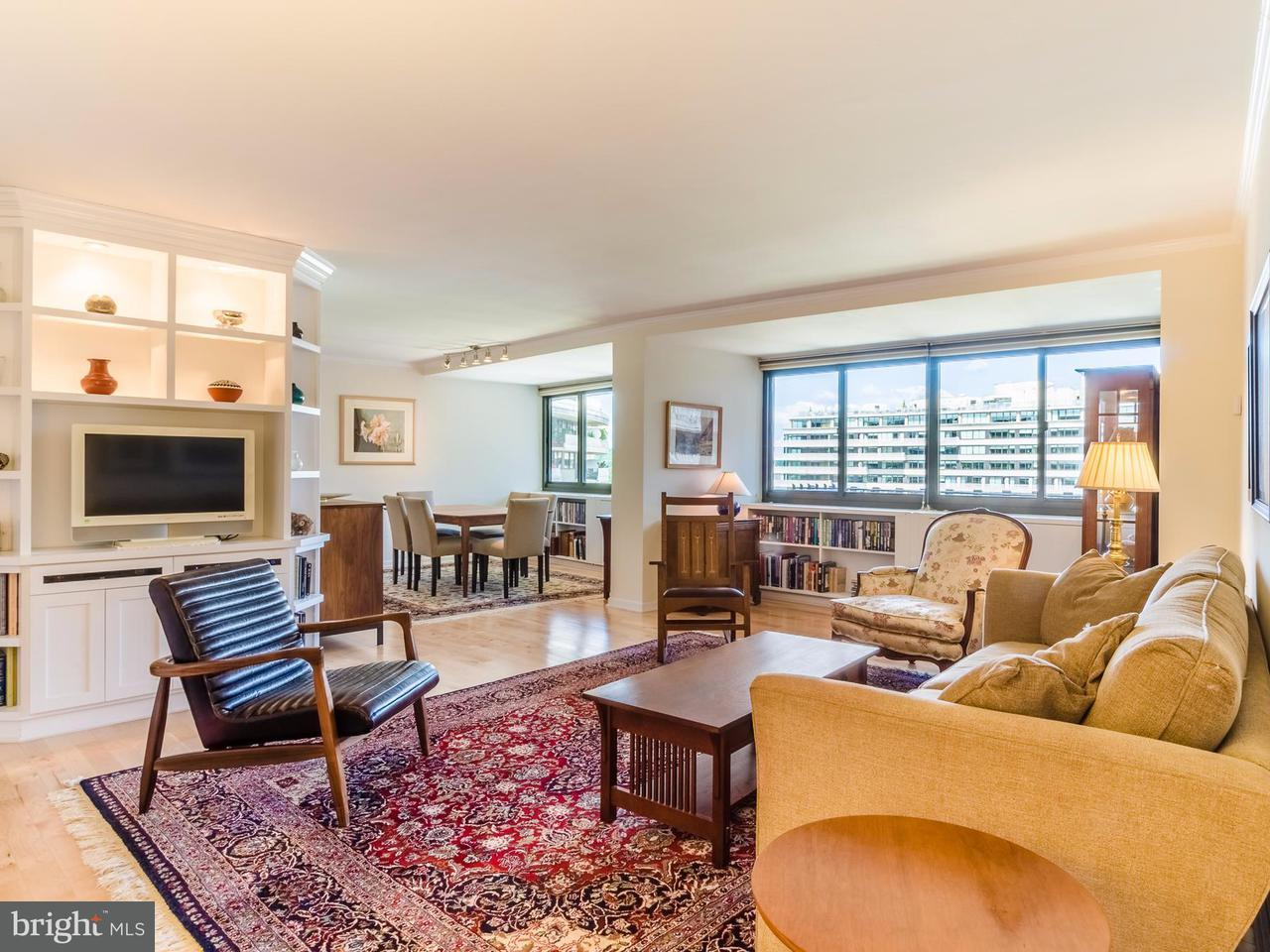 Townhouse for Sale at 2500 VIRGINIA AVE NW #1017-S 2500 VIRGINIA AVE NW #1017-S Washington, District Of Columbia 20037 United States
