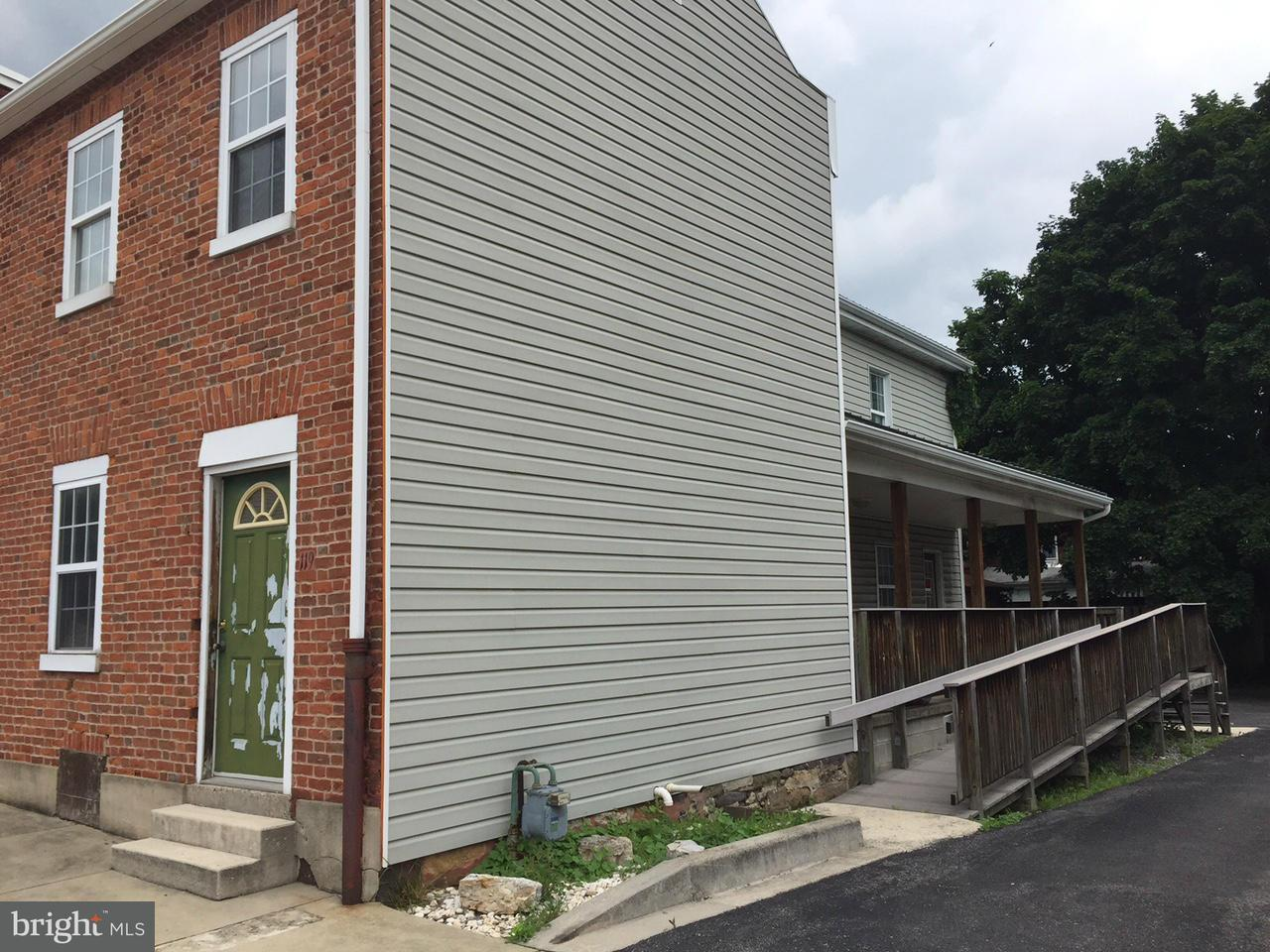 Additional photo for property listing at 119 Smallwood St  Cumberland, Maryland 21502 United States