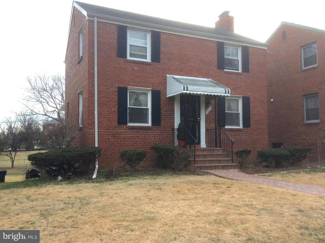 Additional photo for property listing at 1625 BUCHANAN ST NE 1625 BUCHANAN ST NE Washington, 컬럼비아주 20017 미국