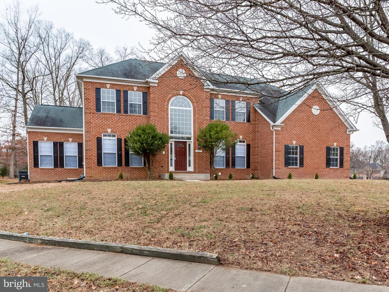 Single Family Home for Sale at 109 BRIGHTON KNOLL Court 109 BRIGHTON KNOLL Court Accokeek, Maryland 20607 United States